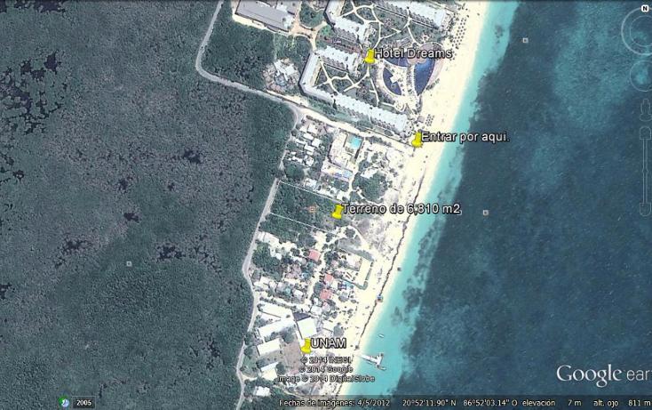 Foto de terreno comercial en venta en, puerto morelos, benito juárez, quintana roo, 1117999 no 10