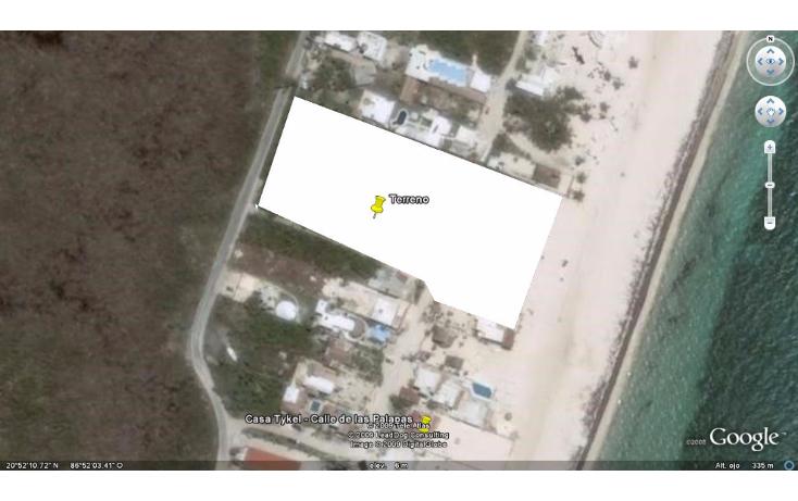 Foto de terreno comercial en venta en  , puerto morelos, benito juárez, quintana roo, 1117999 No. 11