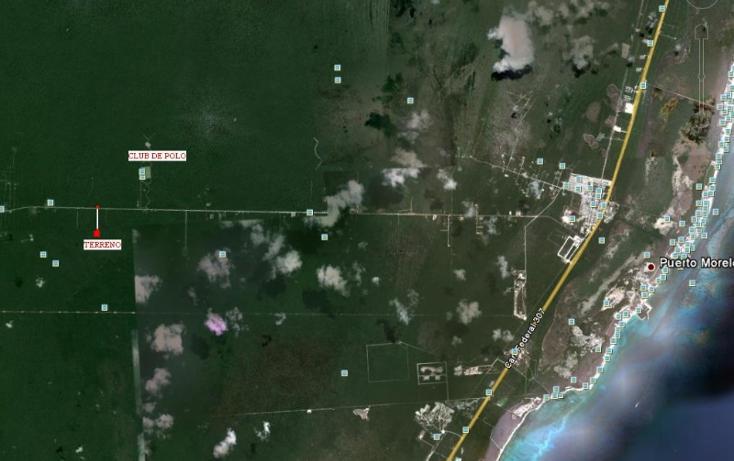 Foto de terreno habitacional en venta en  , puerto morelos, benito juárez, quintana roo, 1138945 No. 01
