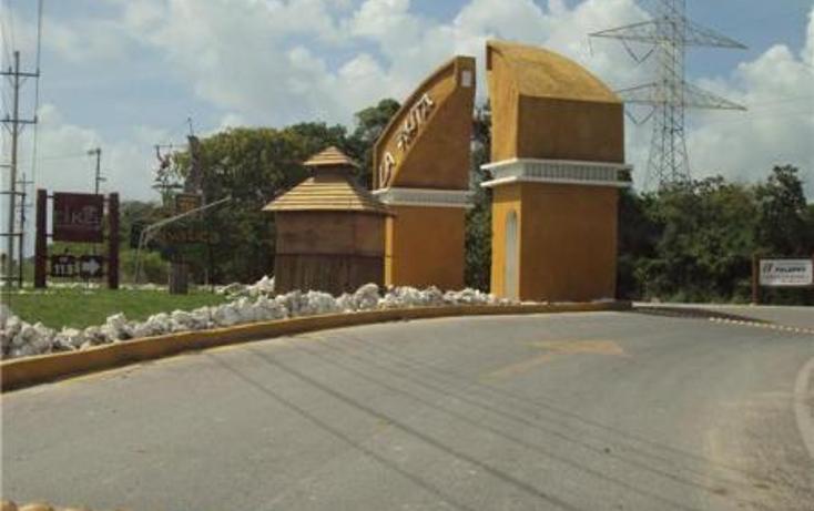 Foto de terreno habitacional en venta en  , puerto morelos, benito juárez, quintana roo, 1333113 No. 01