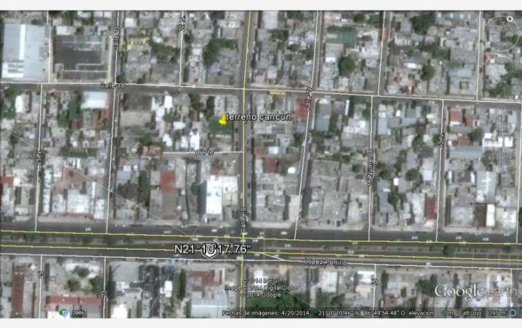 Foto de terreno habitacional en venta en, puerto morelos, benito juárez, quintana roo, 1373007 no 05