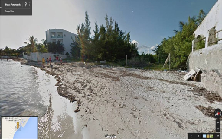 Foto de terreno habitacional en venta en  , puerto morelos, benito juárez, quintana roo, 1568784 No. 01