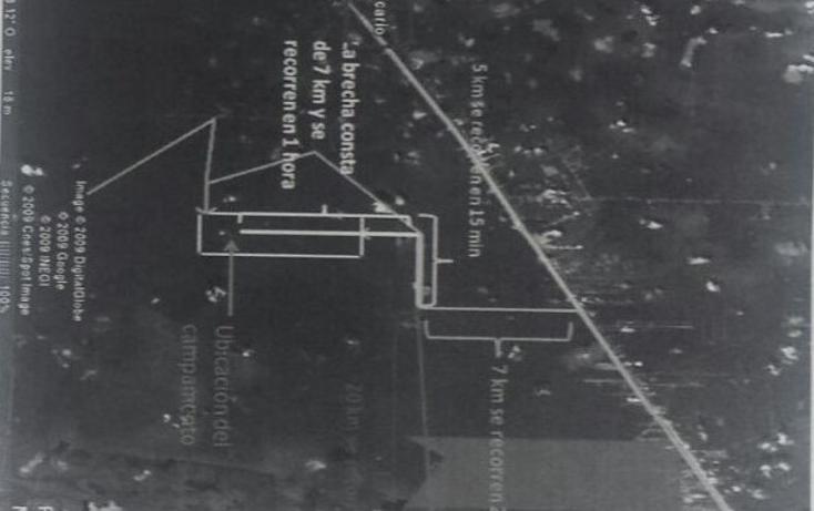 Foto de terreno habitacional en venta en, puerto morelos, benito juárez, quintana roo, 1658901 no 07