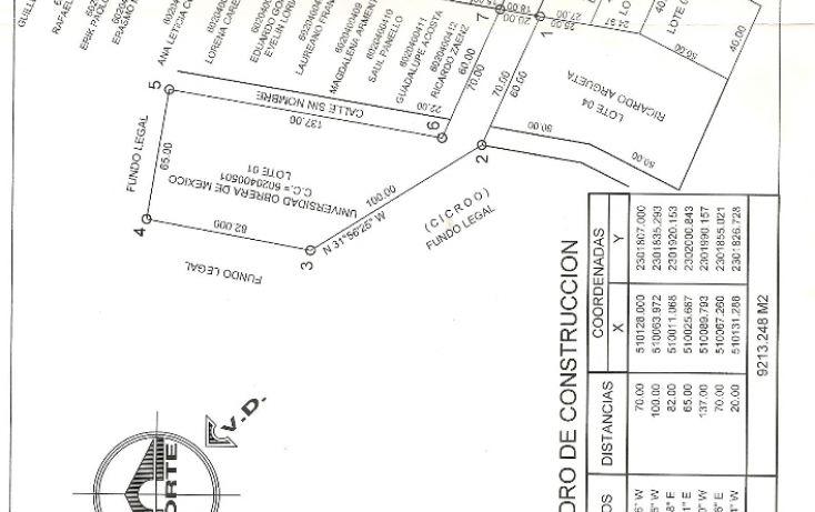 Foto de terreno habitacional en venta en, puerto morelos, benito juárez, quintana roo, 1865230 no 06