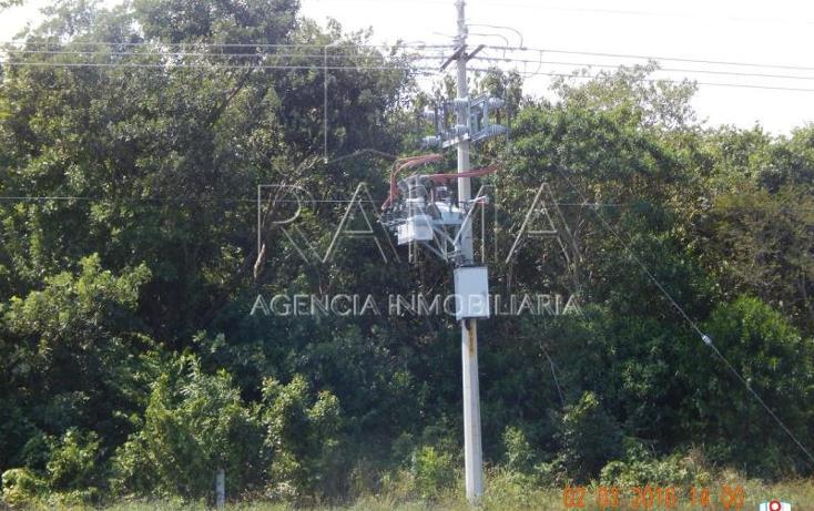 Foto de terreno comercial en venta en  , puerto morelos, benito juárez, quintana roo, 2031562 No. 01