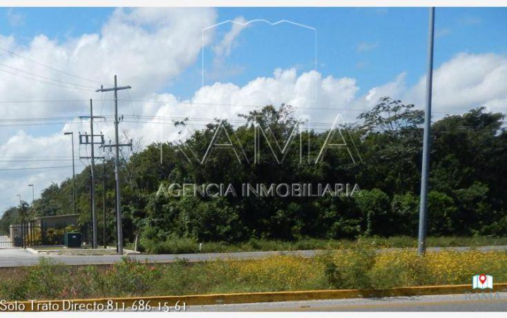 Foto de terreno comercial en renta en, puerto morelos, benito juárez, quintana roo, 2031562 no 02