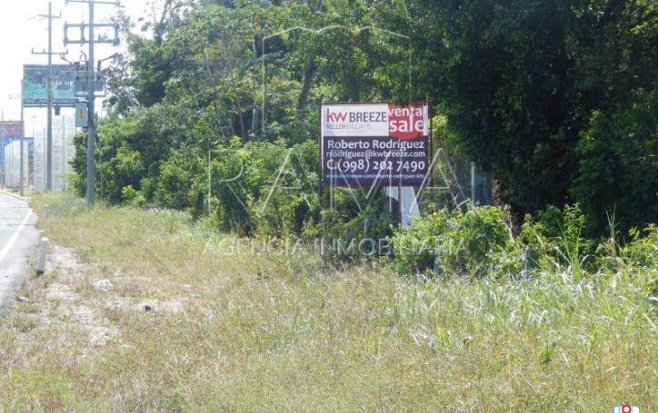 Foto de terreno comercial en renta en, puerto morelos, benito juárez, quintana roo, 2031562 no 03
