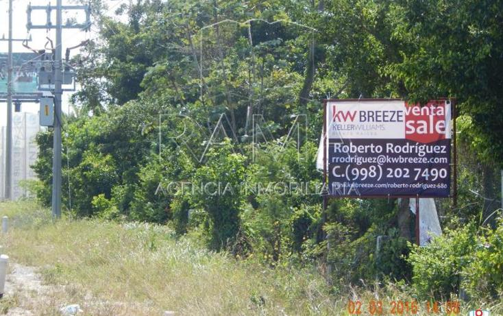 Foto de terreno comercial en venta en  , puerto morelos, benito juárez, quintana roo, 2031562 No. 04