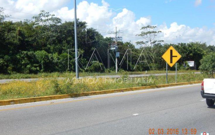 Foto de terreno comercial en renta en, puerto morelos, benito juárez, quintana roo, 2031562 no 05
