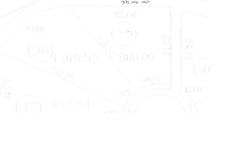 Foto de terreno habitacional en venta en  , puerto morelos, benito juárez, quintana roo, 2642914 No. 03