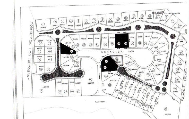 Foto de terreno habitacional en venta en  , puerto morelos, benito juárez, quintana roo, 2642914 No. 04