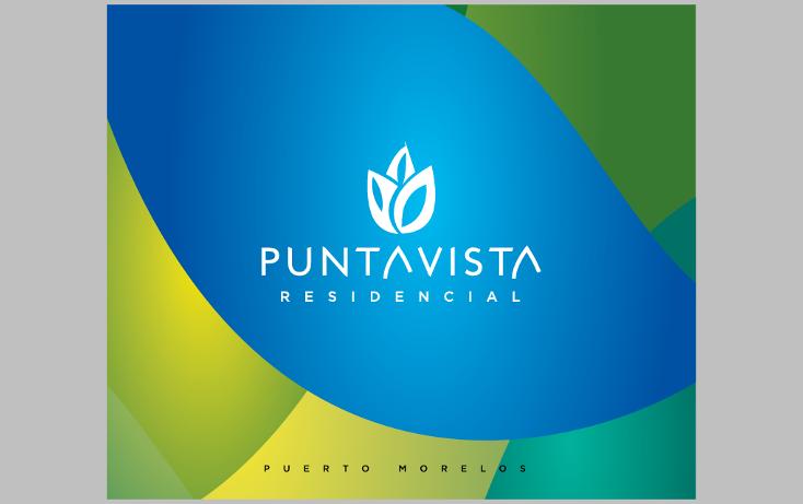 Foto de terreno habitacional en venta en  , puerto morelos, benito juárez, quintana roo, 3424654 No. 03