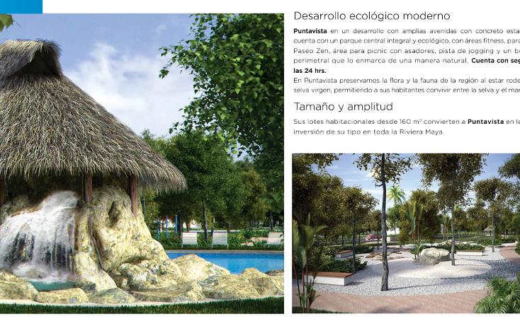 Foto de terreno habitacional en venta en  , puerto morelos, benito juárez, quintana roo, 3424654 No. 05