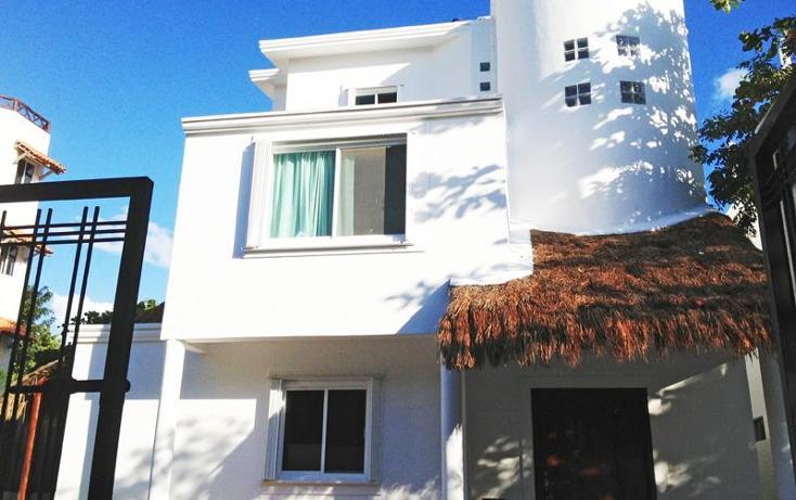 Foto de casa en venta en calamar s/n , puerto morelos, benito juárez, quintana roo, 579242 No. 01