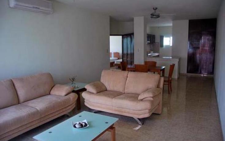 Foto de departamento en venta en  , puerto morelos, benito juárez, quintana roo, 586295 No. 02