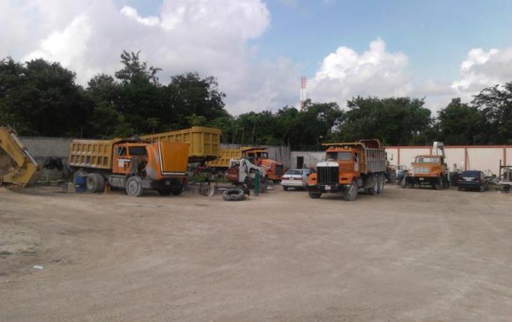 Foto de terreno comercial en venta en  , puerto morelos, benito juárez, quintana roo, 609659 No. 04