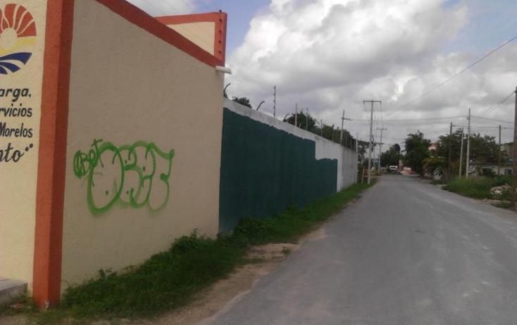 Foto de terreno comercial en venta en  , puerto morelos, benito juárez, quintana roo, 609659 No. 05