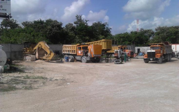 Foto de terreno comercial en venta en  , puerto morelos, benito juárez, quintana roo, 609659 No. 09