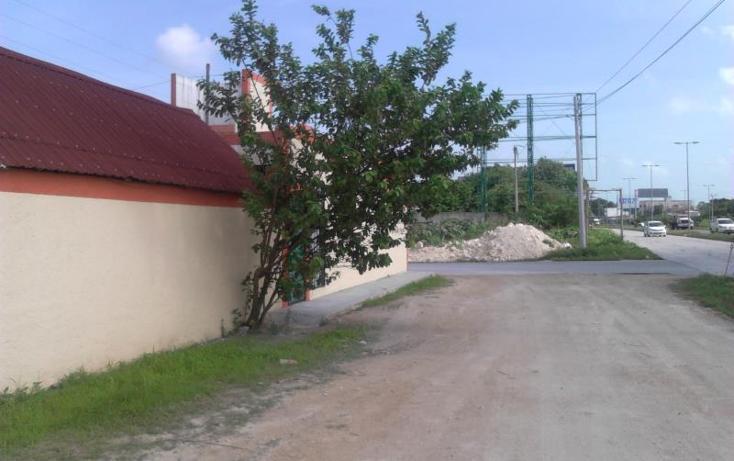 Foto de terreno comercial en venta en  , puerto morelos, benito juárez, quintana roo, 609659 No. 12