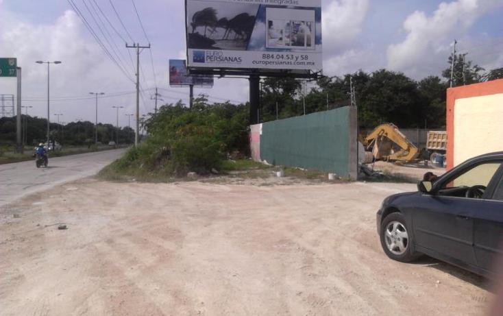 Foto de terreno comercial en venta en  , puerto morelos, benito juárez, quintana roo, 609659 No. 13