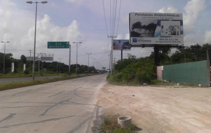 Foto de terreno comercial en venta en  , puerto morelos, benito juárez, quintana roo, 609659 No. 14