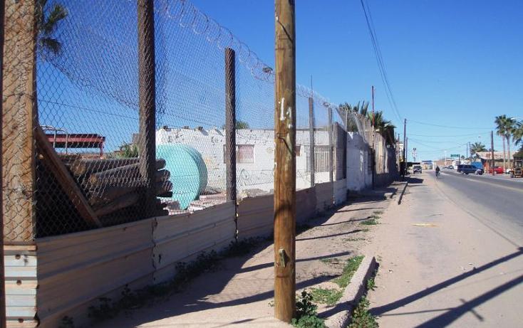 Foto de terreno comercial en venta en  , puerto pe?asco centro, puerto pe?asco, sonora, 1837336 No. 07