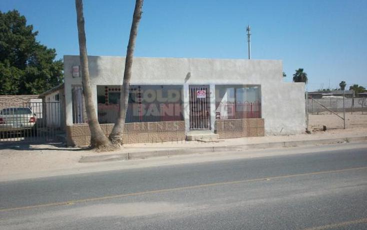 Foto de local en venta en  , puerto pe?asco centro, puerto pe?asco, sonora, 1839070 No. 01
