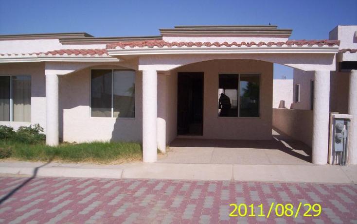 Foto de casa en venta en  , puerto pe?asco centro, puerto pe?asco, sonora, 395696 No. 01