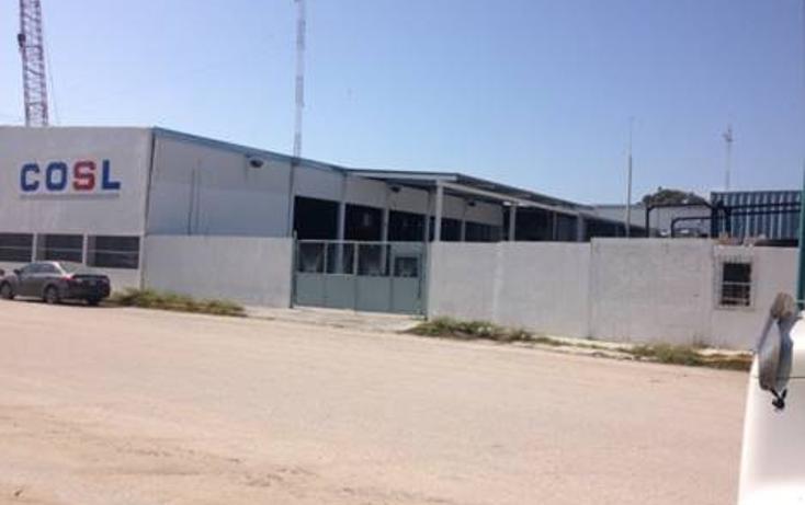 Foto de nave industrial en renta en  , puerto pesquero, carmen, campeche, 2038126 No. 02