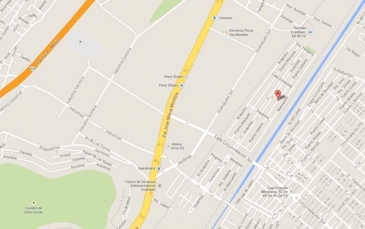 Foto de casa en venta en puerto vallarta 92, jardines de casa nueva, ecatepec de morelos, estado de méxico, 517811 no 02