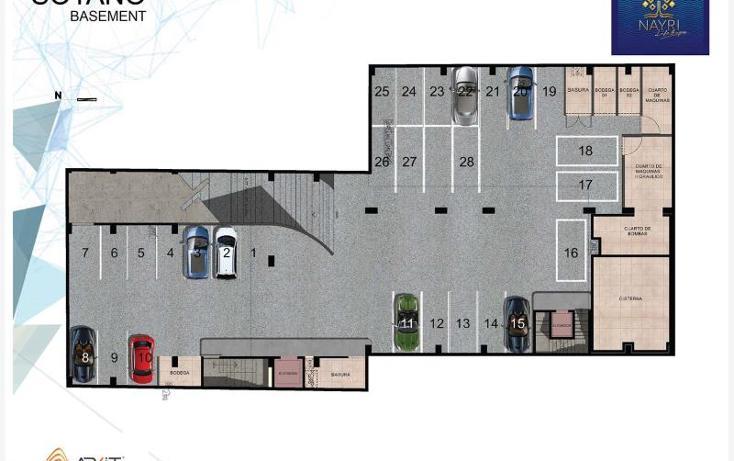 Foto de departamento en venta en  , puerto vallarta centro, puerto vallarta, jalisco, 1628636 No. 13