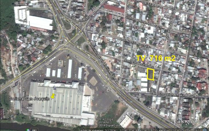 Foto de terreno habitacional en venta en  , punta brava, centro, tabasco, 1610014 No. 04