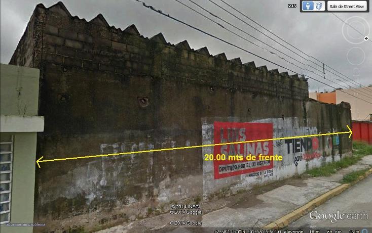 Foto de terreno habitacional en venta en  , punta brava, centro, tabasco, 1610014 No. 05