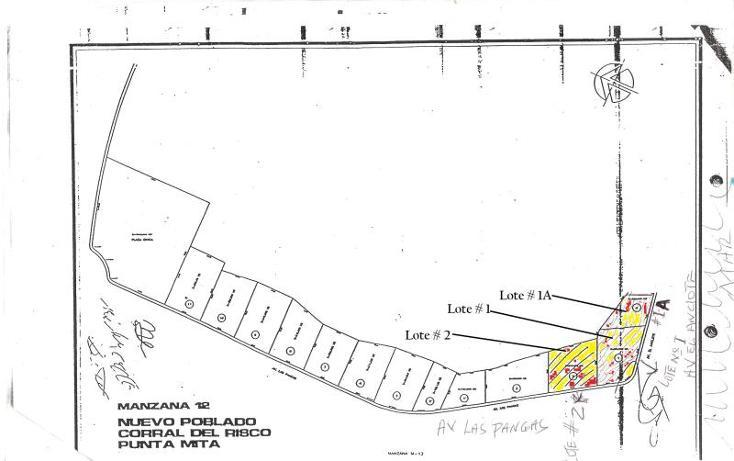 Foto de terreno habitacional en venta en  , punta de mita, bahía de banderas, nayarit, 1997918 No. 01