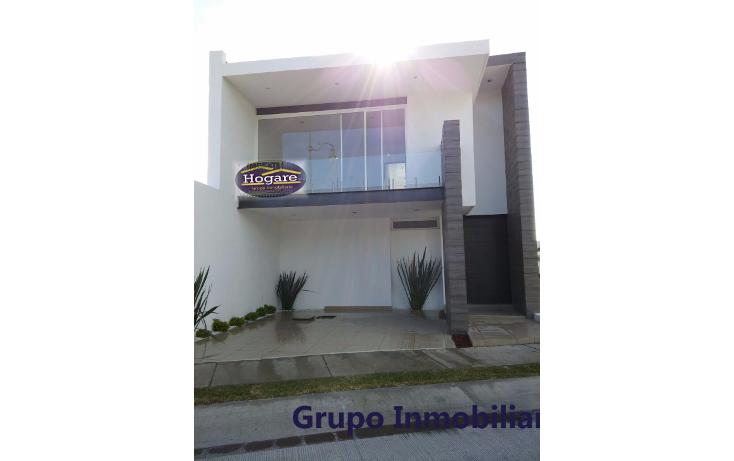 Foto de casa en venta en  , punta del este, le?n, guanajuato, 1164923 No. 01