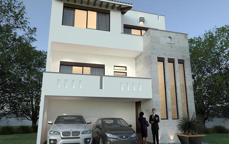 Foto de casa en venta en  , punta del este, león, guanajuato, 1417333 No. 01