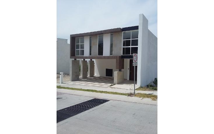 Foto de casa en venta en  , punta del este, león, guanajuato, 1427389 No. 01