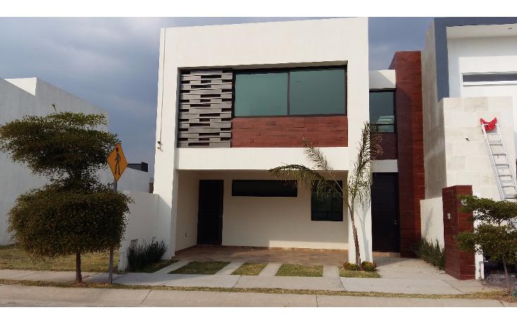 Foto de casa en renta en  , punta del este, león, guanajuato, 1482377 No. 01