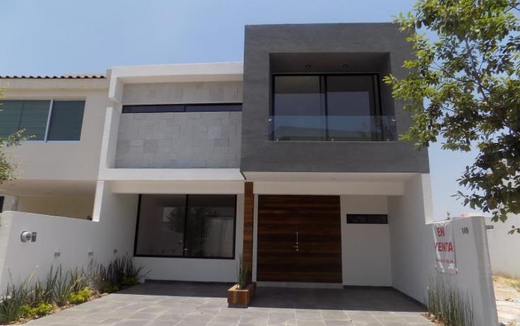 Foto de casa en venta en  , punta del este, león, guanajuato, 1601284 No. 01
