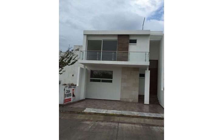 Foto de casa en venta en  , punta del este, le?n, guanajuato, 2031428 No. 01