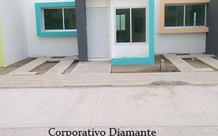 Foto de casa en venta en  , punta del mar, coatzacoalcos, veracruz de ignacio de la llave, 2639763 No. 01