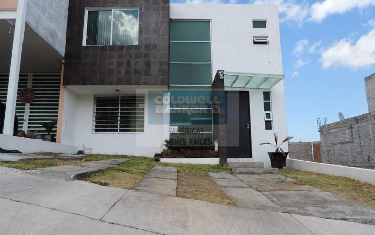Foto de casa en venta en  1, punta monarca, morelia, michoacán de ocampo, 718257 No. 01