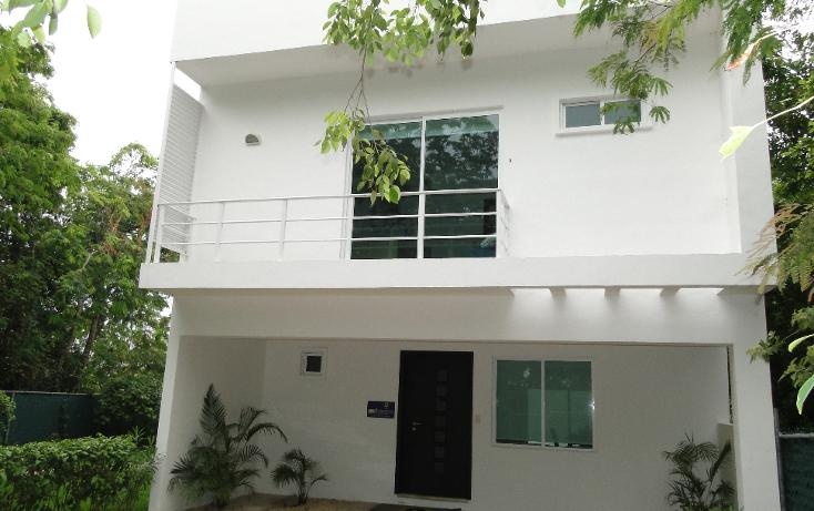 Foto de casa en venta en  , punta estrella, solidaridad, quintana roo, 1128609 No. 01
