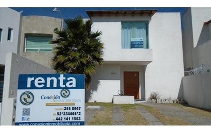Foto de casa en venta en  , punta juriquilla, quer?taro, quer?taro, 1193013 No. 01