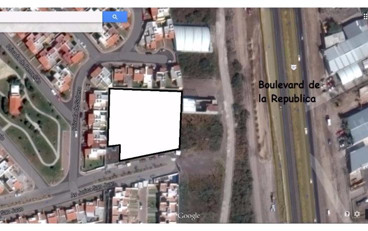 Foto de terreno habitacional en venta en  , punta juriquilla, querétaro, querétaro, 1360273 No. 02