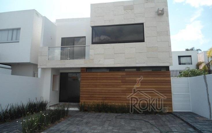 Foto de casa en venta en  , punta juriquilla, querétaro, querétaro, 502037 No. 01
