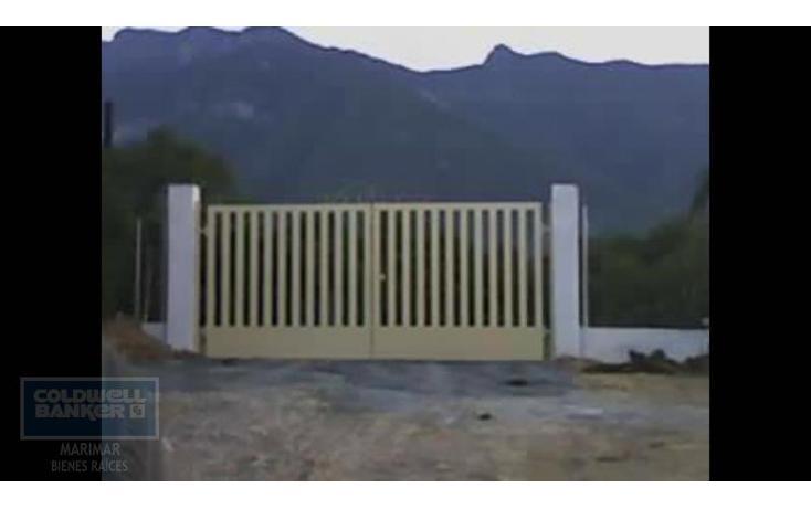 Foto de rancho en venta en  , punta la boca, santiago, nuevo león, 1656561 No. 01