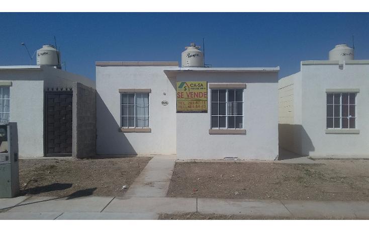 Foto de casa en venta en  , punta oriente i, ii, iii, iv, v y vi, chihuahua, chihuahua, 1680934 No. 01
