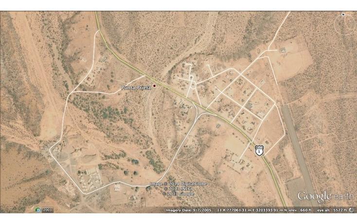 Foto de terreno comercial en venta en  , punta prieta, ensenada, baja california, 450760 No. 01
