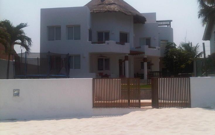 Foto de casa en renta en  , punta sam, benito ju?rez, quintana roo, 1197185 No. 01